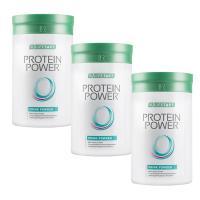 Protein Power Vanilkový nápoj v prášku 3 ks