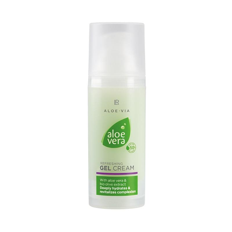 Aloe Vera Hydratační krémový gel